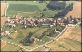 Letecký snímek Klisinec z r. 1999